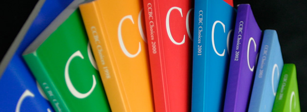 CCBC Choices book covers